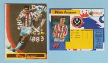 Sheffield United Willie Falconer 87